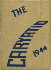 1944 Edition, Carey High School - Caryatid Yearbook (Carey, OH)