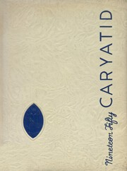 1950 Edition, Carey High School - Caryatid Yearbook (Carey, OH)