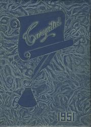 1951 Edition, Carey High School - Caryatid Yearbook (Carey, OH)