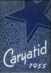 1955 Edition, Carey High School - Caryatid Yearbook (Carey, OH)