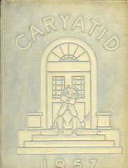 1957 Edition, Carey High School - Caryatid Yearbook (Carey, OH)