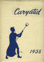 1958 Edition, Carey High School - Caryatid Yearbook (Carey, OH)