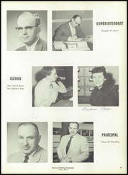 Page 13, 1958 Edition, Carey High School - Caryatid Yearbook (Carey, OH) online yearbook collection