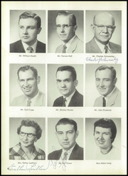 Page 14, 1958 Edition, Carey High School - Caryatid Yearbook (Carey, OH) online yearbook collection