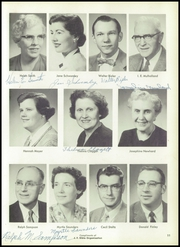 Page 15, 1958 Edition, Carey High School - Caryatid Yearbook (Carey, OH) online yearbook collection
