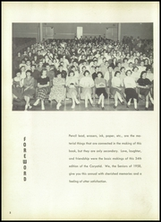 Page 6, 1958 Edition, Carey High School - Caryatid Yearbook (Carey, OH) online yearbook collection