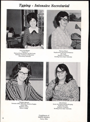 Page 12, 1974 Edition, Carey High School - Caryatid Yearbook (Carey, OH) online yearbook collection