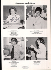 Page 13, 1974 Edition, Carey High School - Caryatid Yearbook (Carey, OH) online yearbook collection