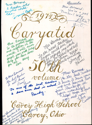 Page 5, 1974 Edition, Carey High School - Caryatid Yearbook (Carey, OH) online yearbook collection