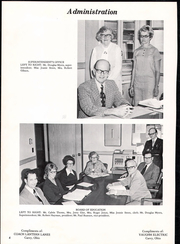 Page 8, 1974 Edition, Carey High School - Caryatid Yearbook (Carey, OH) online yearbook collection