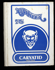 1975 Edition, Carey High School - Caryatid Yearbook (Carey, OH)