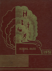 1951 Edition, Belle Center High School - Ye Aerie Yearbook (Belle Center, OH)