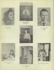 Page 10, 1951 Edition, Belle Center High School - Ye Aerie Yearbook (Belle Center, OH) online yearbook collection