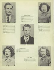 Page 12, 1951 Edition, Belle Center High School - Ye Aerie Yearbook (Belle Center, OH) online yearbook collection