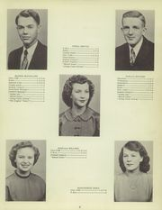 Page 13, 1951 Edition, Belle Center High School - Ye Aerie Yearbook (Belle Center, OH) online yearbook collection