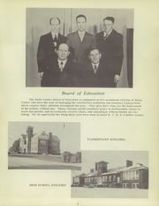 Page 7, 1951 Edition, Belle Center High School - Ye Aerie Yearbook (Belle Center, OH) online yearbook collection