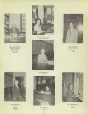 Page 9, 1951 Edition, Belle Center High School - Ye Aerie Yearbook (Belle Center, OH) online yearbook collection