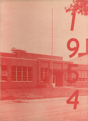 1954 Edition, Belle Center High School - Ye Aerie Yearbook (Belle Center, OH)