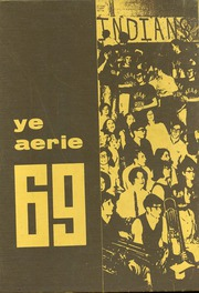 1969 Edition, Belle Center High School - Ye Aerie Yearbook (Belle Center, OH)