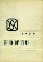 Page 1, 1959 Edition, Ottoville High School - Echo of Time Yearbook (Ottoville, OH) online yearbook collection