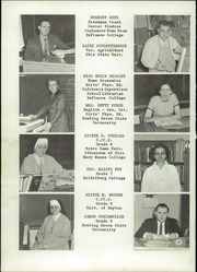 Page 10, 1959 Edition, Ottoville High School - Echo of Time Yearbook (Ottoville, OH) online yearbook collection
