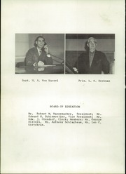 Page 8, 1959 Edition, Ottoville High School - Echo of Time Yearbook (Ottoville, OH) online yearbook collection