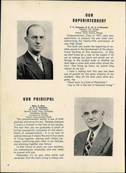 Page 10, 1947 Edition, Jackson Liberty High School - Blue and Gold Yearbook (Amsden, OH) online yearbook collection
