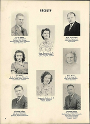 Page 12, 1947 Edition, Jackson Liberty High School - Blue and Gold Yearbook (Amsden, OH) online yearbook collection