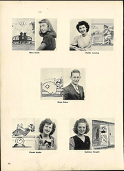 Page 16, 1947 Edition, Jackson Liberty High School - Blue and Gold Yearbook (Amsden, OH) online yearbook collection