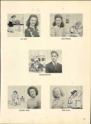 Page 17, 1947 Edition, Jackson Liberty High School - Blue and Gold Yearbook (Amsden, OH) online yearbook collection