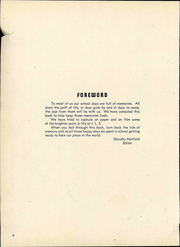 Page 6, 1947 Edition, Jackson Liberty High School - Blue and Gold Yearbook (Amsden, OH) online yearbook collection