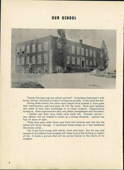 Page 8, 1947 Edition, Jackson Liberty High School - Blue and Gold Yearbook (Amsden, OH) online yearbook collection