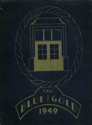 Page 1, 1949 Edition, Jackson Liberty High School - Blue and Gold Yearbook (Amsden, OH) online yearbook collection