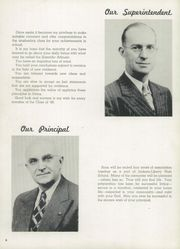 Page 10, 1949 Edition, Jackson Liberty High School - Blue and Gold Yearbook (Amsden, OH) online yearbook collection