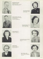 Page 11, 1949 Edition, Jackson Liberty High School - Blue and Gold Yearbook (Amsden, OH) online yearbook collection