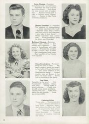 Page 14, 1949 Edition, Jackson Liberty High School - Blue and Gold Yearbook (Amsden, OH) online yearbook collection