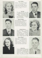 Page 16, 1949 Edition, Jackson Liberty High School - Blue and Gold Yearbook (Amsden, OH) online yearbook collection
