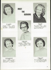 Page 13, 1958 Edition, Jackson Liberty High School - Blue and Gold Yearbook (Amsden, OH) online yearbook collection