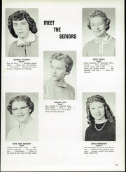 Page 15, 1958 Edition, Jackson Liberty High School - Blue and Gold Yearbook (Amsden, OH) online yearbook collection