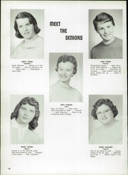 Page 16, 1958 Edition, Jackson Liberty High School - Blue and Gold Yearbook (Amsden, OH) online yearbook collection