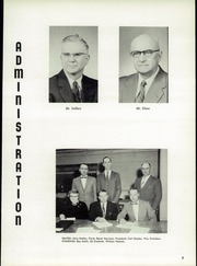 Page 7, 1958 Edition, Jackson Liberty High School - Blue and Gold Yearbook (Amsden, OH) online yearbook collection