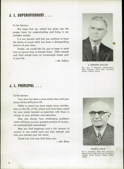 Page 8, 1958 Edition, Jackson Liberty High School - Blue and Gold Yearbook (Amsden, OH) online yearbook collection
