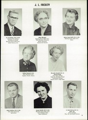 Page 9, 1958 Edition, Jackson Liberty High School - Blue and Gold Yearbook (Amsden, OH) online yearbook collection