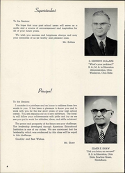 Page 10, 1959 Edition, Jackson Liberty High School - Blue and Gold Yearbook (Amsden, OH) online yearbook collection