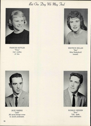 Page 16, 1959 Edition, Jackson Liberty High School - Blue and Gold Yearbook (Amsden, OH) online yearbook collection