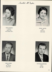 Page 17, 1959 Edition, Jackson Liberty High School - Blue and Gold Yearbook (Amsden, OH) online yearbook collection