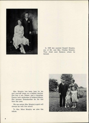 Page 8, 1959 Edition, Jackson Liberty High School - Blue and Gold Yearbook (Amsden, OH) online yearbook collection