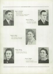 Page 12, 1942 Edition, Buckland High School - Whitefeather Yearbook (Wapakoneta, OH) online yearbook collection