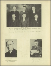 Page 12, 1944 Edition, Buckland High School - Whitefeather Yearbook (Wapakoneta, OH) online yearbook collection