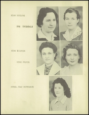 Page 17, 1944 Edition, Buckland High School - Whitefeather Yearbook (Wapakoneta, OH) online yearbook collection